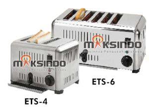 Conveyor Toaster Getra Ect 2450 jual mesin slot toaster roti bakar panggang di malang