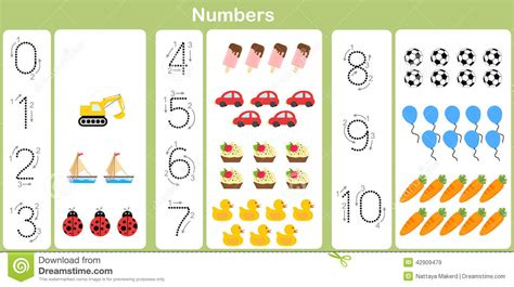 count the ladybugs dragonfly guys books counting and writing numbers to 10 for stock vector