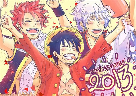 anime new year 2013 daily anime
