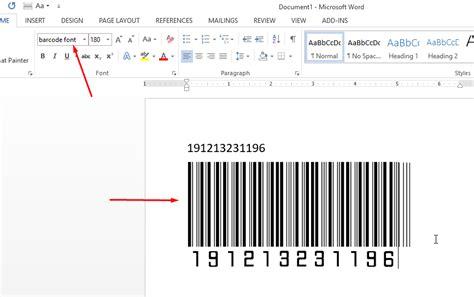 cara membuat barcode di laptop 2 cara mudah membuat barcode offline maringngerrang