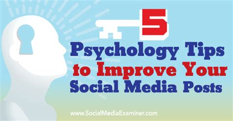 5 Posts On Antb To Help Improve Your by 5 Psychology Tips To Improve Your Social Media Posts