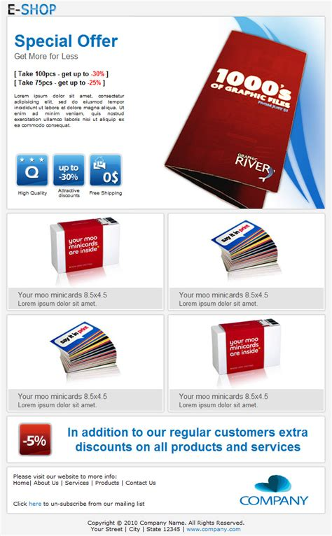 email student uksw e shop email template by subline themeforest