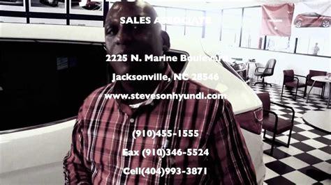stevenson hyundai of jacksonville stevenson hyundai jerome clay sales associate