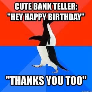socially awesome awkward penguin meme