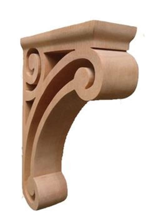 Discount Corbels Architect S Standard Corbel Carved Wood Corbels