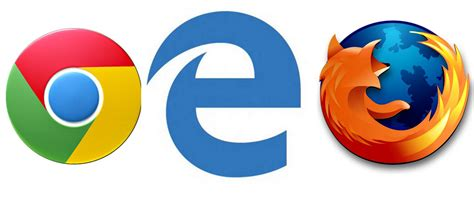 chrome or firefox microsoft edge vs google chrome e mozilla firefox