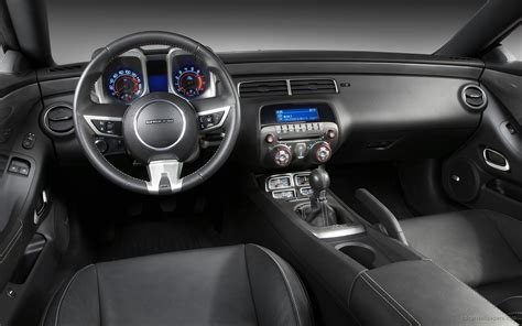 Chevy Camaro Interior by 2010 Chevrolet Camaro Ss Interior Wallpaper In 1920x1200