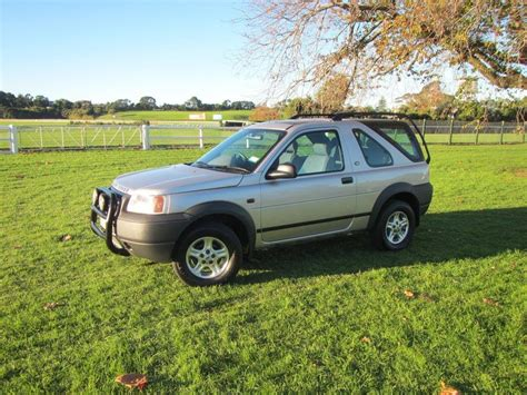2000 Land Rover Freelander Ln Pictures Information