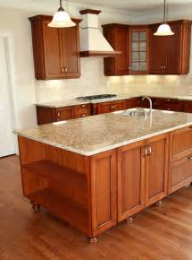 Kitchen Island Countertop by Kitchen Island Countertop Ideas The Best Inspiration For
