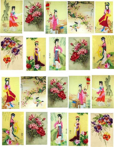 Decoupage Papers - decoupage paper supplies images