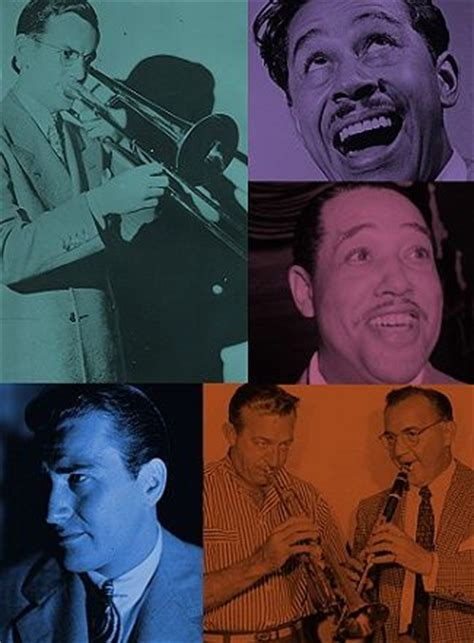 big band leaders swing era glenn miller the swing and swings on pinterest