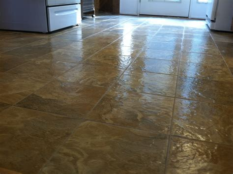 linoleum wood flooring installing linoleum flooring is it worth it homeadvisor