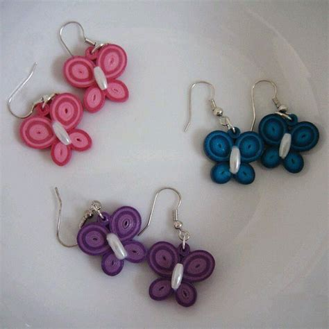 Jewellery With Paper - 1000 images about quilling jewellery ideas on