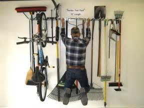 Garage Yard Tool Organizer Garage Organizer Garden Tool Rack Bicycle Storage Ebay