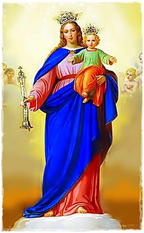 imagenes la virgen maria auxiliadora historia de mar 237 a auxiliadora nuestra patrona instituto