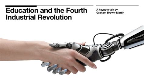 education   fourth industrial revolution learning