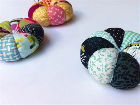 Last Minute Patchwork And Quilted Gifts - tagged quot pincushions quot salty oat