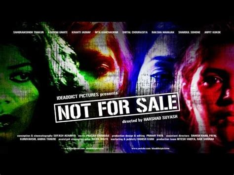 film indonesia not for sale not for sale hindi short film sangramsingh thakur