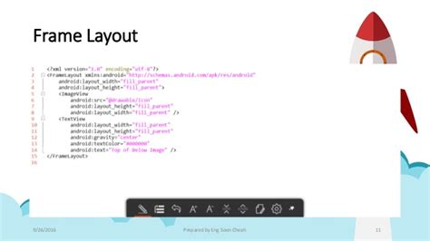frame layout in xamarin android xamarin android