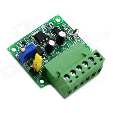 le 0 10v maitech pwm turn 0 10v num 233 rique pour module analogique