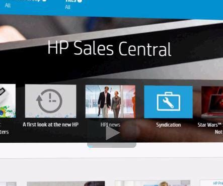hp inc channel services network hp launches partner education platform with enhanced sales
