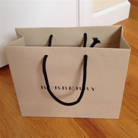 Burberry Paperbag burberry new authentic burberry paper gift bag from mmwfashionboutique s closet on poshmark
