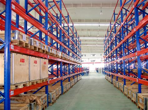 Racking System Warehouse by Warehouse Racks Uns Pte Ltd
