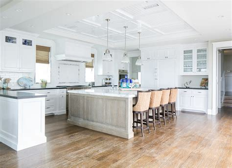 Wood Floors In Kitchen With White Cabinets Roselawnlutheran White Kitchen Cabinets Wood Floors