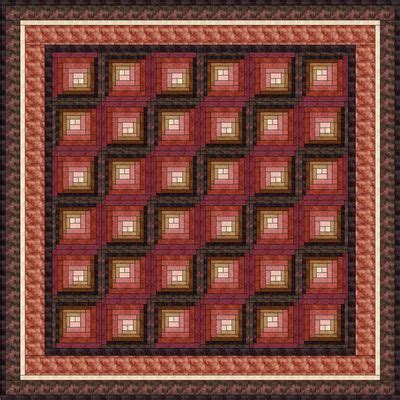 Log Cabin Quilt Pattern Variations by 1000 Images About Log Cabin Quilt Patterns On