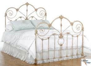Antique Iron Headboards Queen by Vintage Iron Bed Frame Iron Amp Metal Beds
