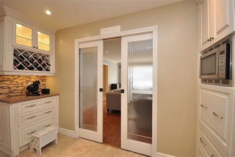 sliding door design for kitchen image gallery home kitchen door