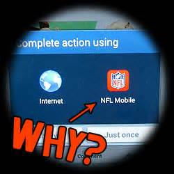 open nfl mobile the reason my phone constantly opens nfl mobile money