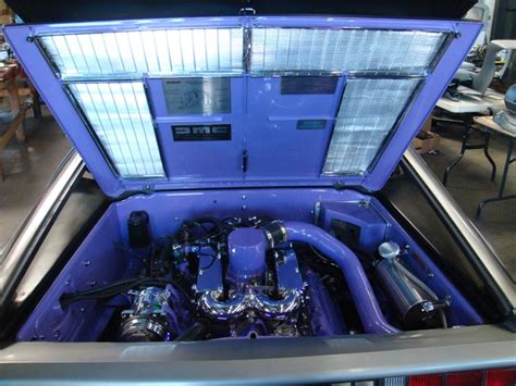 what is a delorean worth today robb alvey king go to the delorean factory