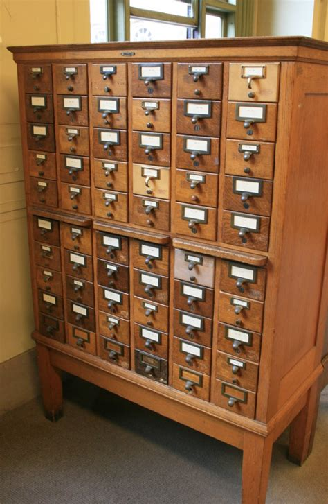 library card catalog the library tour my favorite things