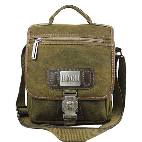 day bags flapover day bag khaki travel cross bag canvas