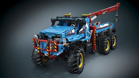 lego technic truck 42070 6x6 all terrain tow truck products lego 174 technic