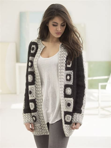 9 fashion statements for 2015 lion brand yarn 17 best images about granny squares blocks on pinterest