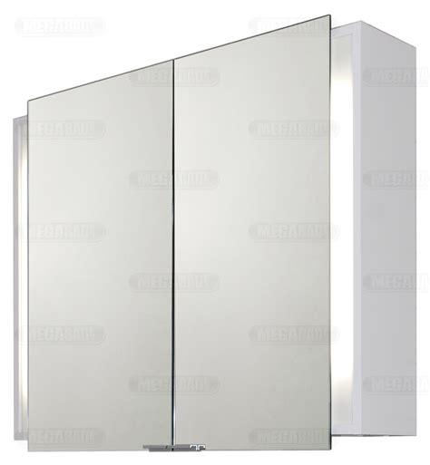 spiegelschrank duravit duravit ketho spiegelschrank 80 cm kt753101818 megabad