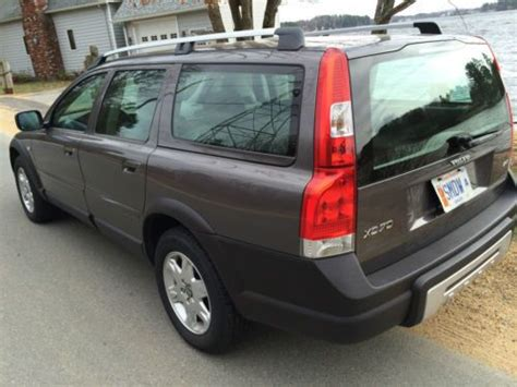 best tires for volvo xc70 purchase used 2005 volvo xc70 awd wagon v70 xc cross