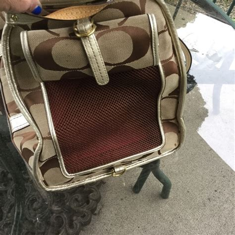 Coach Carrier by 76 Coach Handbags Coach Carrier From S