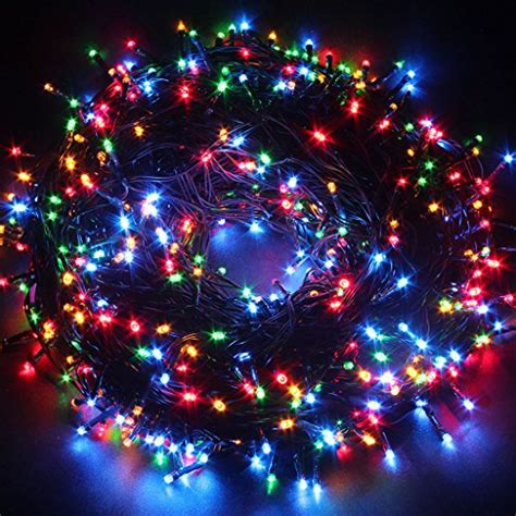 transformers for led christmas lights excelvan safe 24v 500 leds 100m 328ft lights string lights dc transformer with