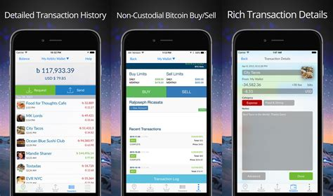 bitcoin app 12 best mobile bitcoin wallet apps for ios and android