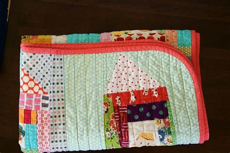 rounded corner quilt and binding quilt ideas
