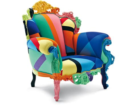 colorful armchair proust geometrica hivemodern com