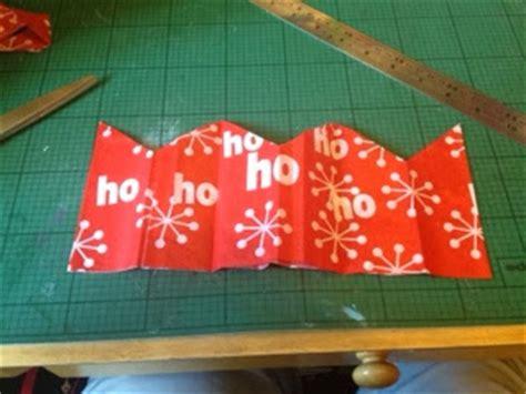 how to make christmas cracker hats glitter sew on cracker hat craft tutorial