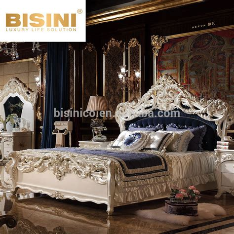 0063 royal wooden royal carved bisini luxury carved style classic white bedroom furniture buy bedroom furniture
