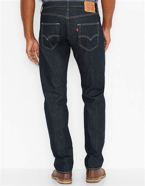 Levi S 501 Original Fit The Ben Levis Original levi s s 501 original fit clean rigid