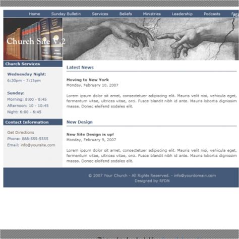 weebly church templates free website templates for church monkeyinternet