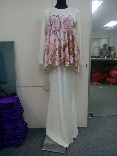 Baju Kurung Moden Untuk Konvokesyen   tempah baju kurung moden
