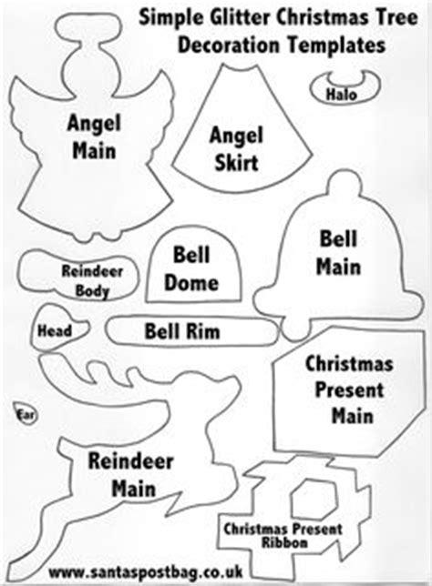 printable christmas tree decorations printable christmas decoration
